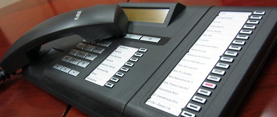 Baner: telefony