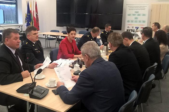 Ilustracja do informacji: Projekty polskich i niemieckich strażaków