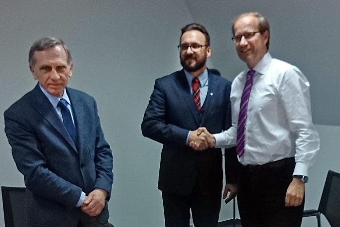 Ilustracja do informacji: Polsko-niemiecka współpraca w zakresie ochrony zdrowia