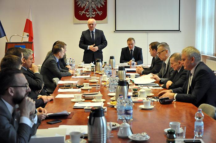 Ilustracja do informacji: Konwent Powiatów Województwa Lubuskiego