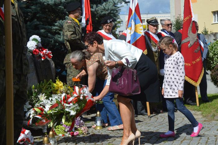 Ilustracja do informacji: Dzień Żołnierza w Żarach