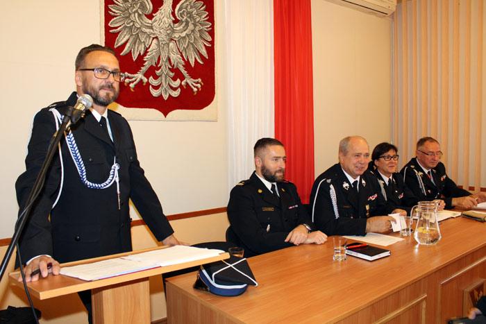 Ilustracja do informacji: V Zjazd Oddziału Powiatowego Związku OSP RP w Żarach