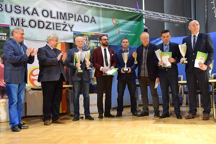 Ilustracja do informacji: Powiat Żarski na drugim miejscu w Lubuskiej Olimpiadzie Młodzieży