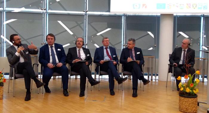"""Ilustracja do informacji: Polsko - Niemiecka Konferencja """"Wspólnie dla Pogranicza"""""""