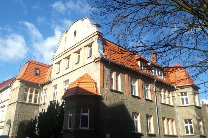 Ilustracja do informacji: Kolejna zrealizowana inwestycja Powiatu Żarskiego