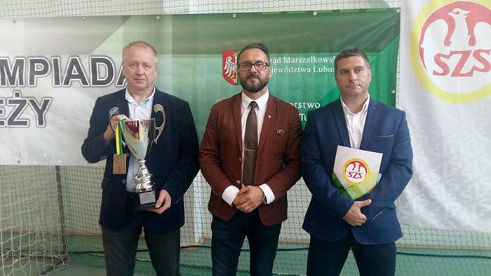 Ilustracja do informacji: Sportowy sukces! Powiat Żarski najlepszy w Lubuskiej Olimpiadzie Młodzieży!