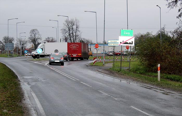 Ilustracja do informacji: Niebezpieczne skrzyżowanie ma szansę na rondo!