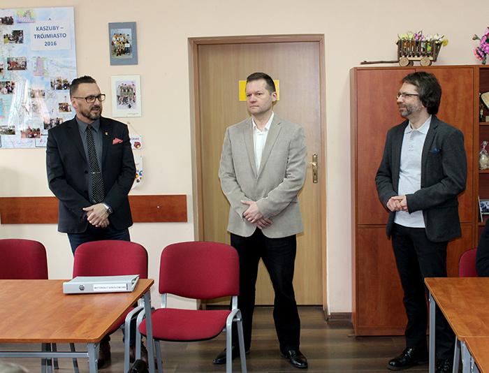 Ilustracja do informacji: Powiatowy Rzecznik Praw Konsumenta z wizytą w Środowiskowym Domu Samopomocy w Lubsku