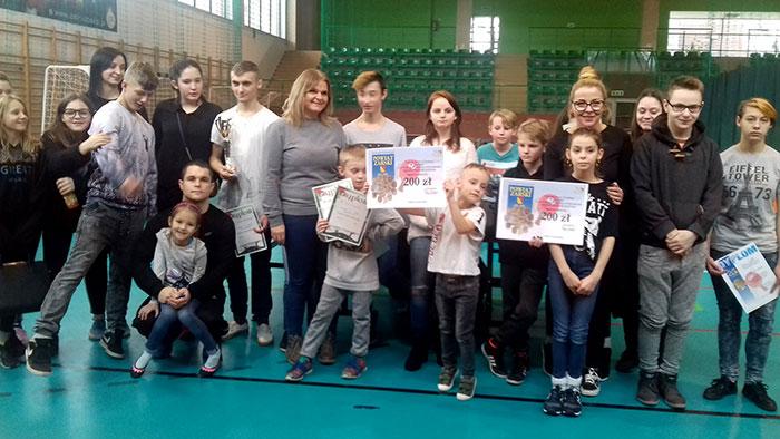 Ilustracja do informacji: II Turniej Tenisa Stołowego między Domami Dziecka