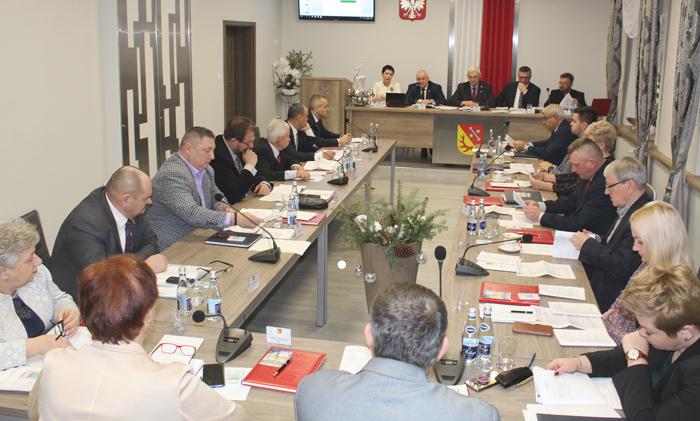 Ilustracja do informacji: Budżet Rady Powiatu na rok 2020 przyjęty!
