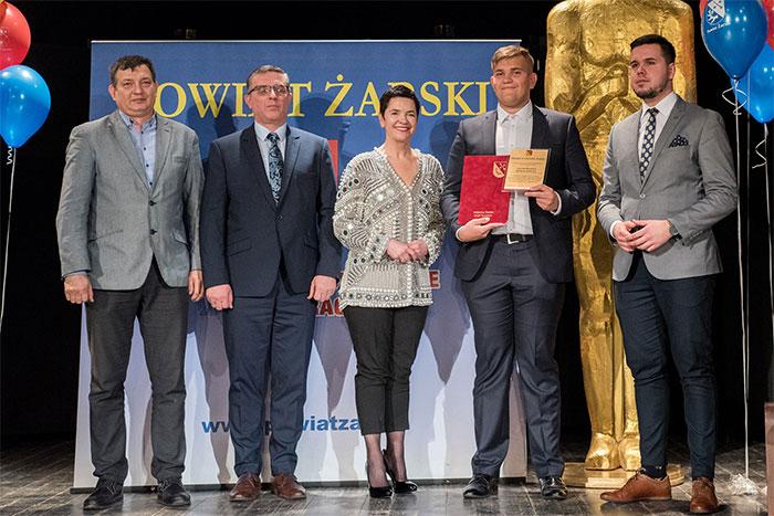 Ilustracja do informacji: IV Powiatowa Gala Nauki, Techniki, Kultury i Sportu