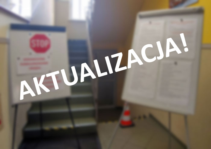 Ilustracja do informacji: AKTUALIZACJA - zmiana organizacji pracy Starostwa Powiatowego w Żarach