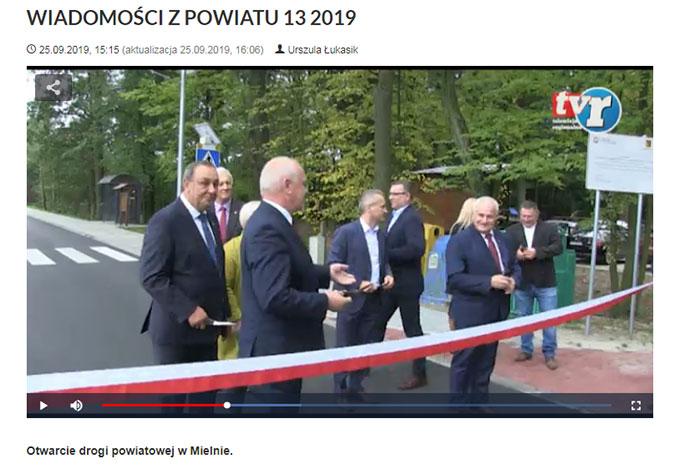 Ilustracja do informacji: WIADOMOŚCI Z POWIATU 13/2019