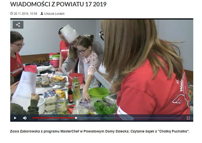 Ilustracja do informacji: WIADOMOŚCI Z POWIATU 17/2019