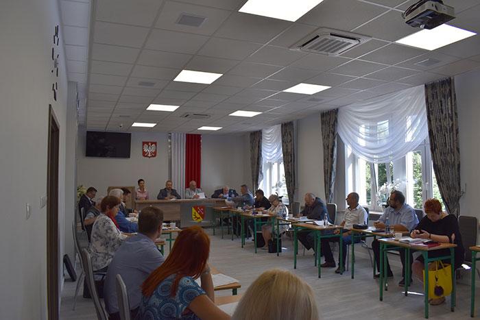 Ilustracja do informacji: Posiedzenia Stałych Komisji Rady Powiatu Żarskiego