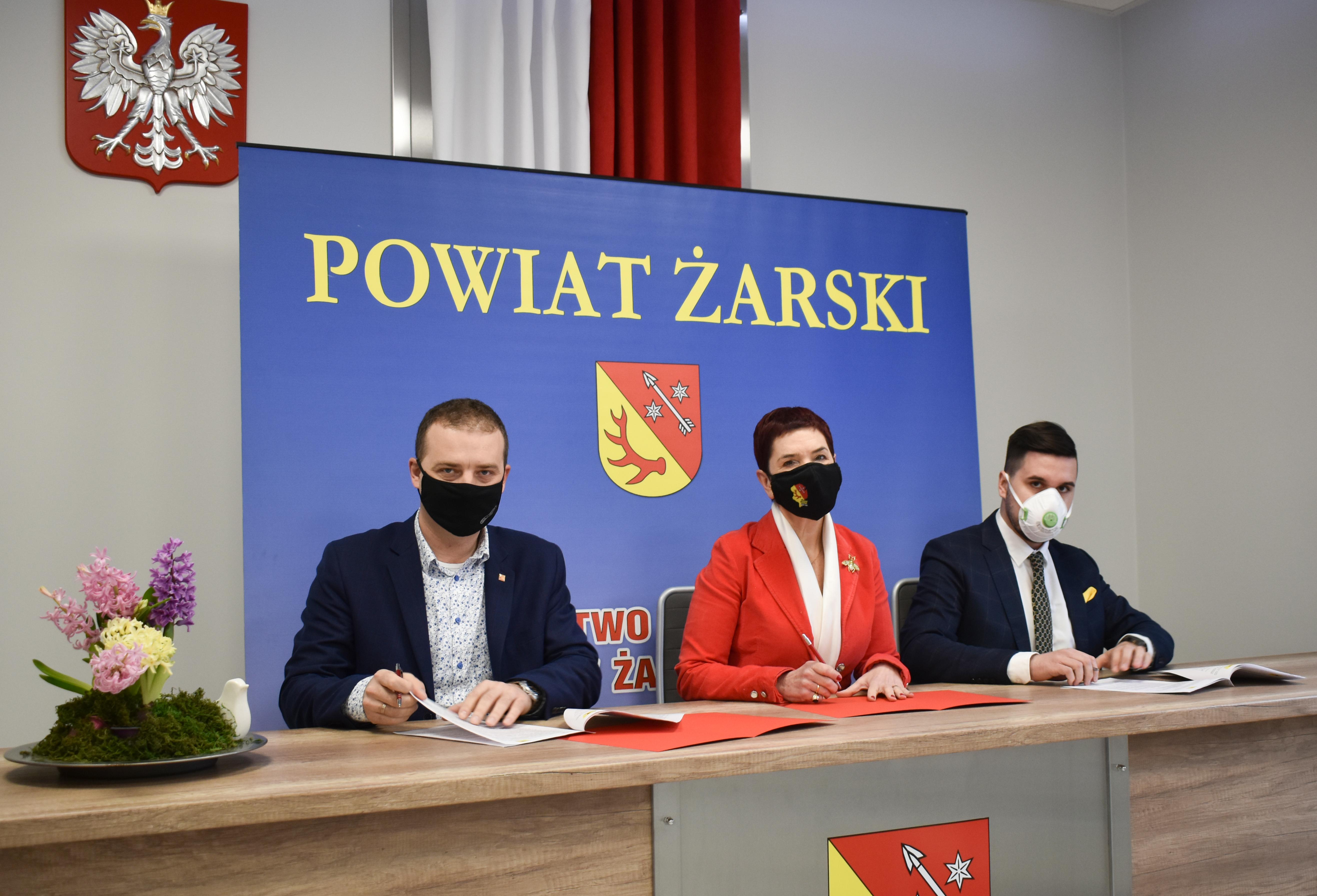 Ilustracja do informacji: Umowa na przebudowę wiaduktu w Tuplicach podpisana!