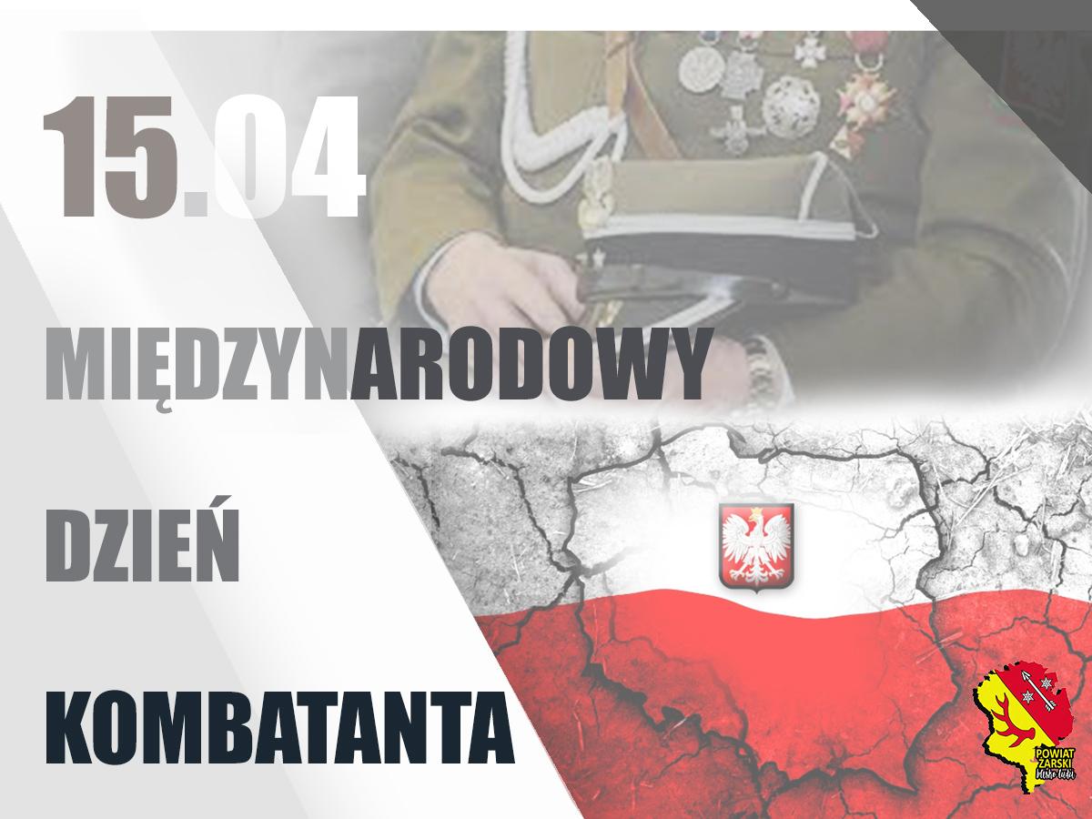 Ilustracja do informacji: Międzynarodowy Dzień Kombatanta
