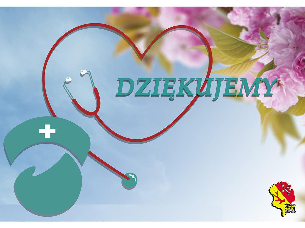 Ilustracja do informacji: Międzynarodowy Dzień Pielęgniarek 2021!