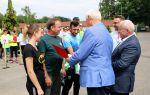 Miniatura zdjęcia: Powiatowa Spartakiada Sportów Obronnych Pracowników Samorządowych57